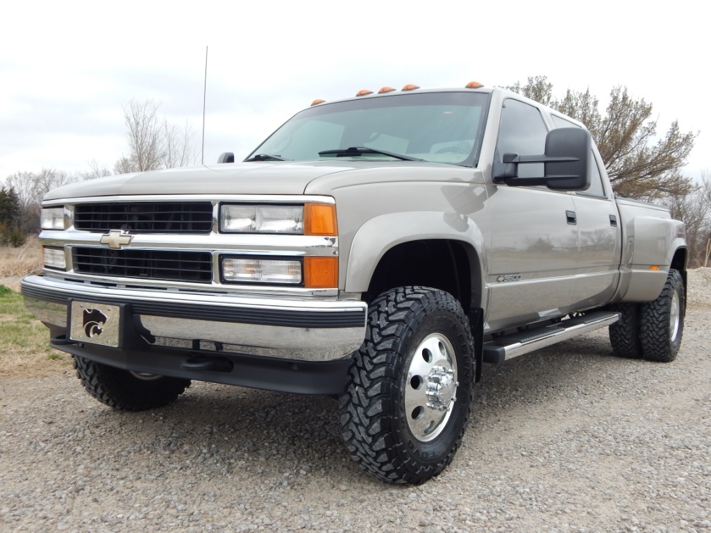 2017 Trucks >> 1999 Chevy 3500 Dually - The Toy Shed Trucks
