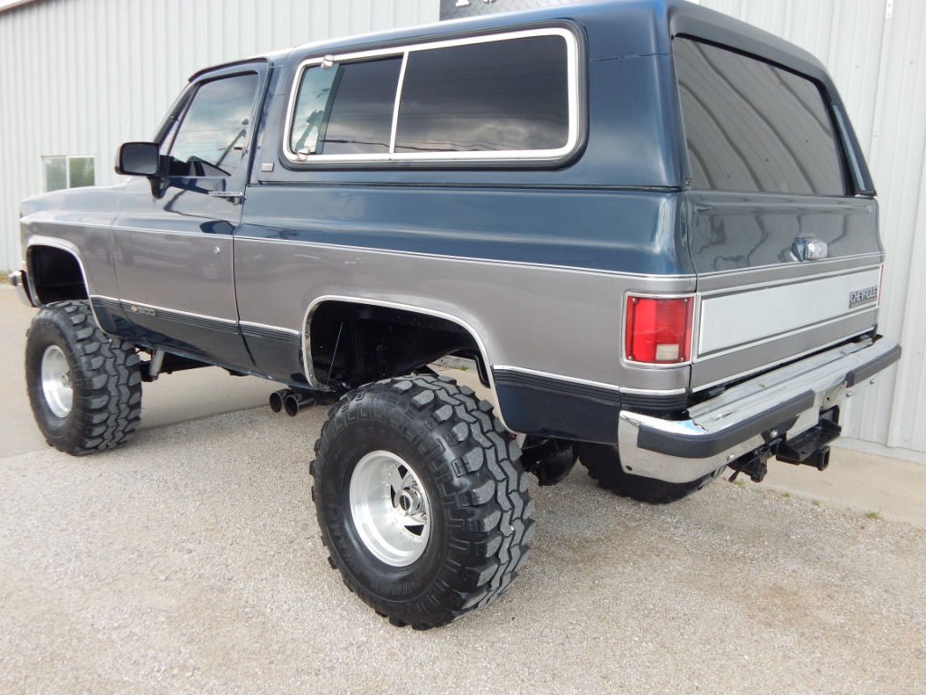 1991 Chevy K5 Blazer The Toy Shed Trucks