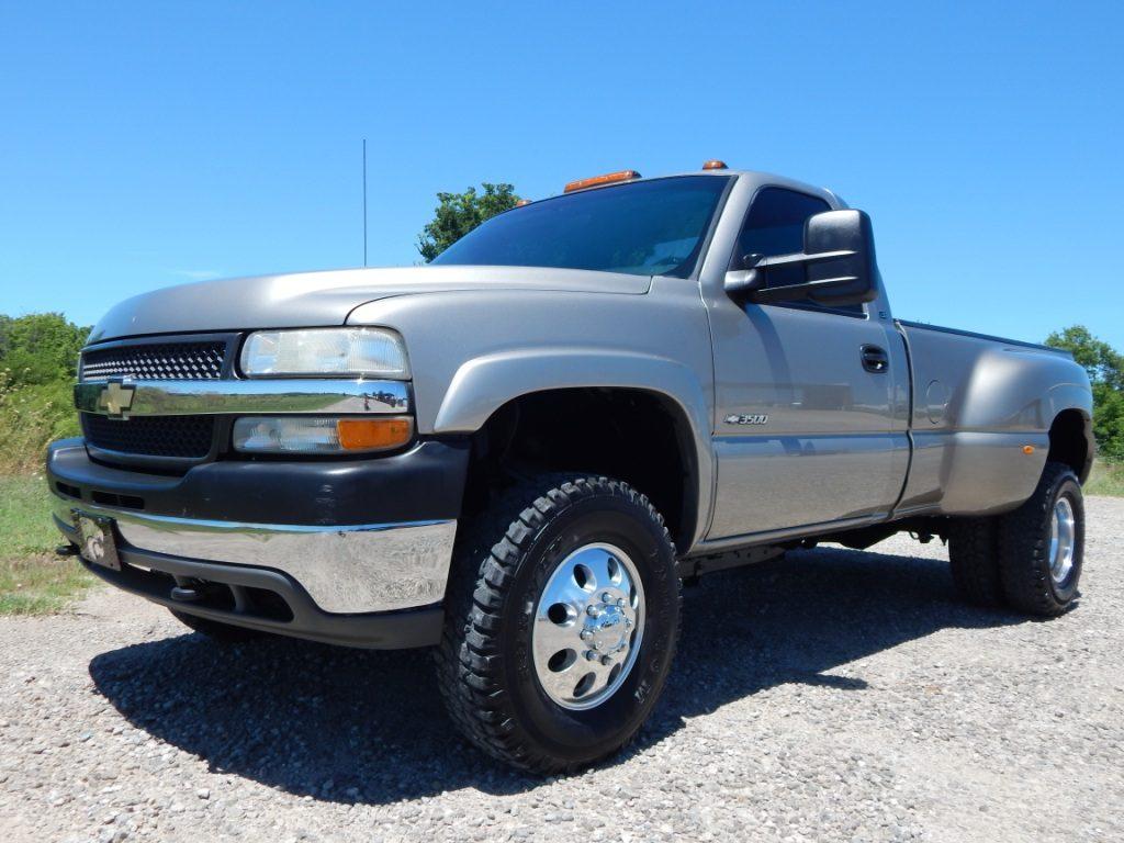 2002 Chevy 3500