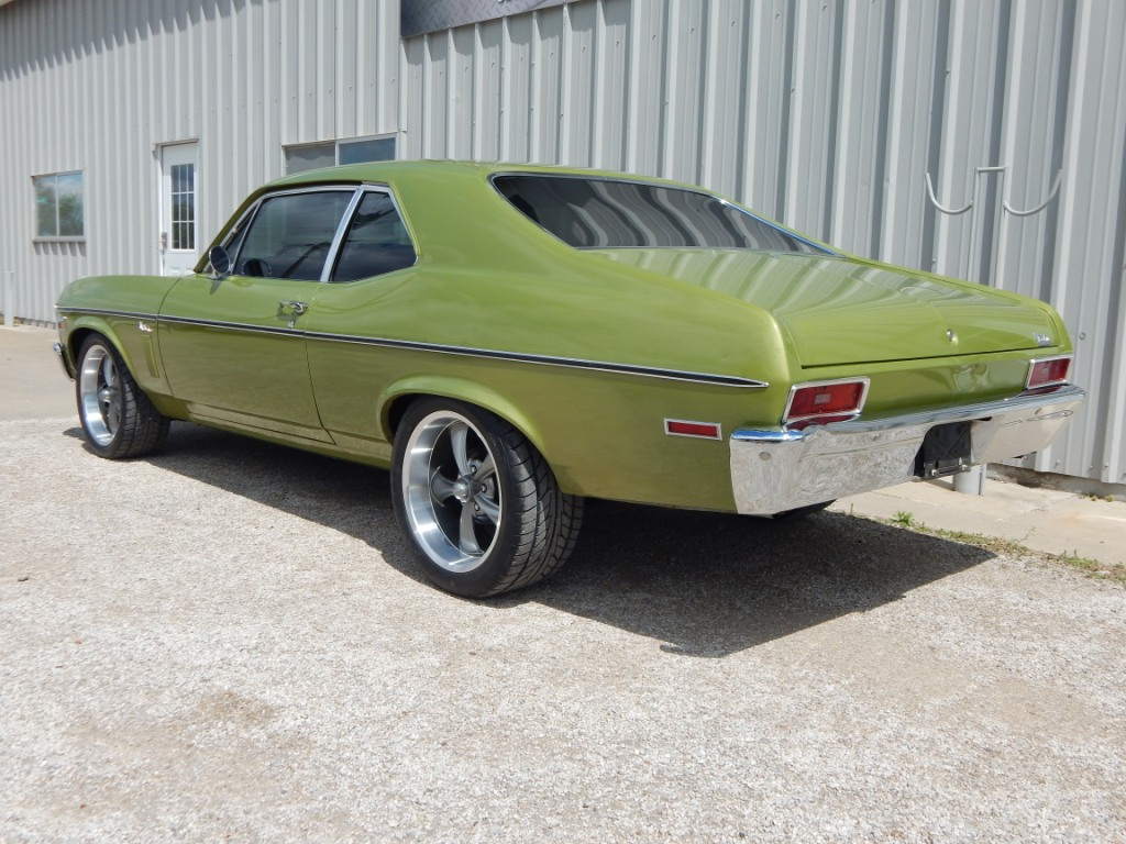 All Chevy chevy 1970 : 1970 Chevy Nova - The Toy Shed Trucks