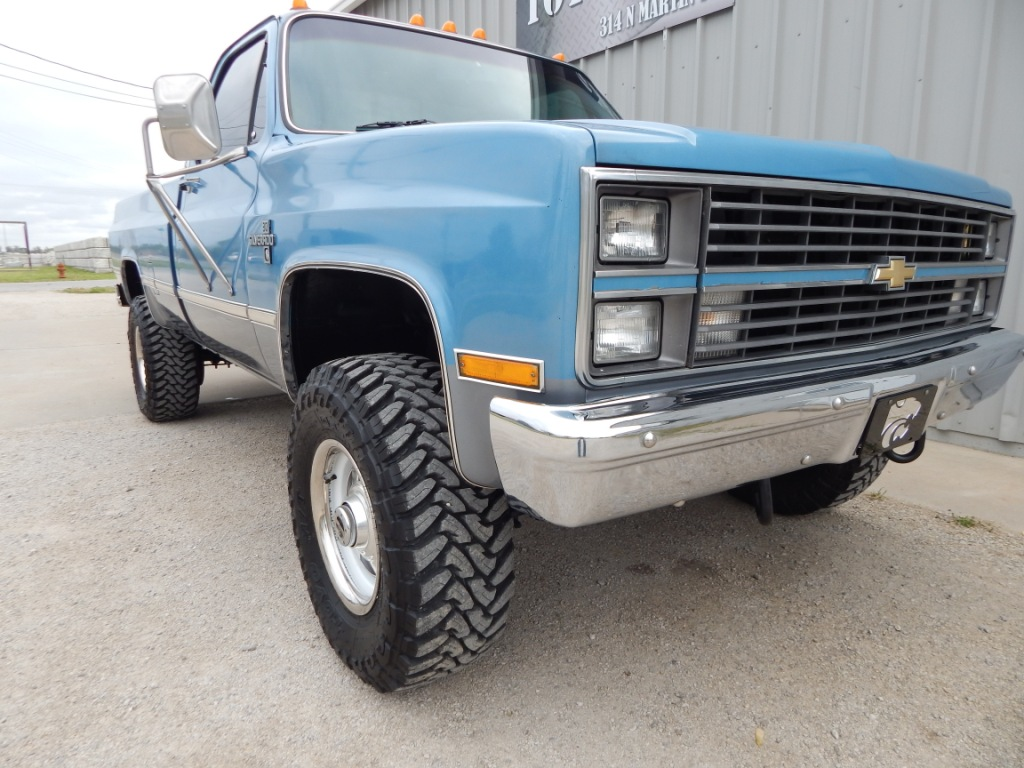 1984 Chevy K30 - The Toy Shed Trucks