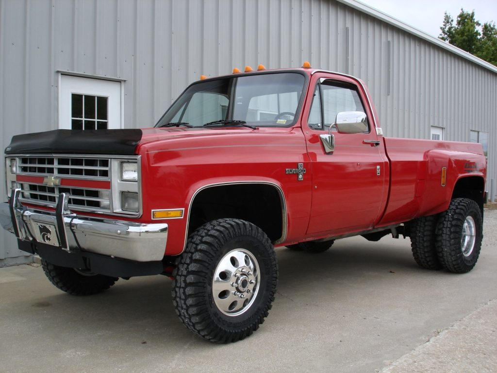 1988 Chevy K30 Dually The Toy Shed Trucks