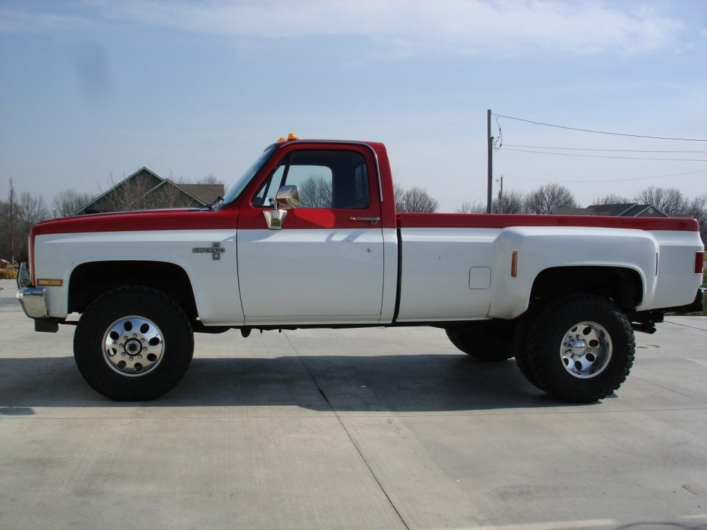 1987 Chevy Dually The Toy Shed Trucks