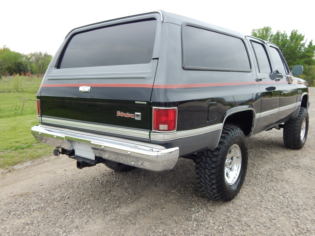 1987 gmc suburban 1500 the toy shed trucks. Black Bedroom Furniture Sets. Home Design Ideas