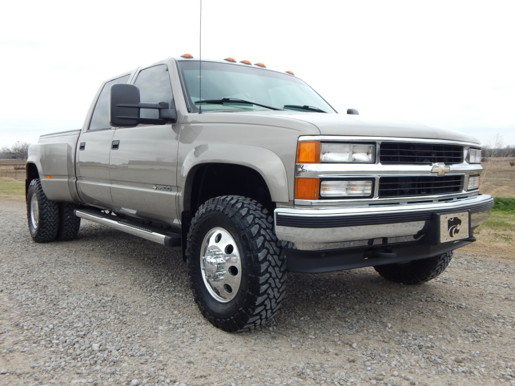 2001 chevrolet 1 ton dually ebay