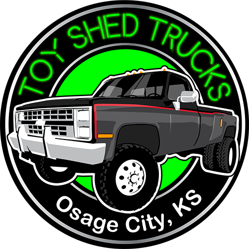 The Toy Shed Trucks