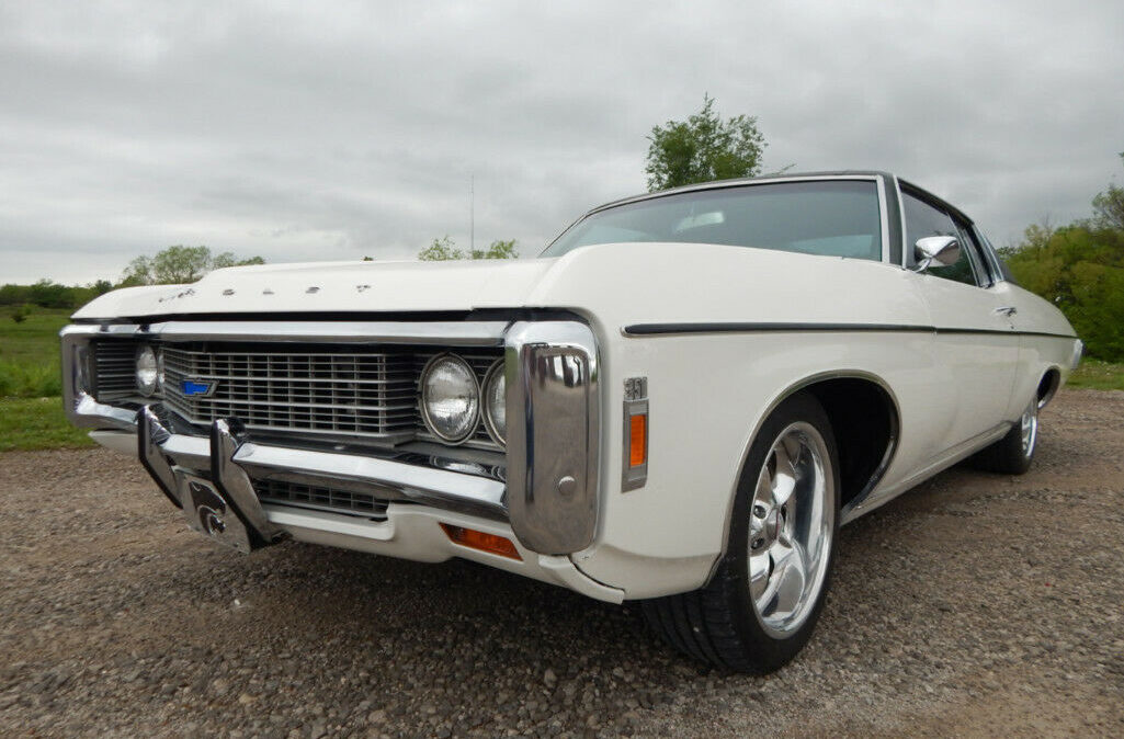 1969 Chevrolet Impala Custom1