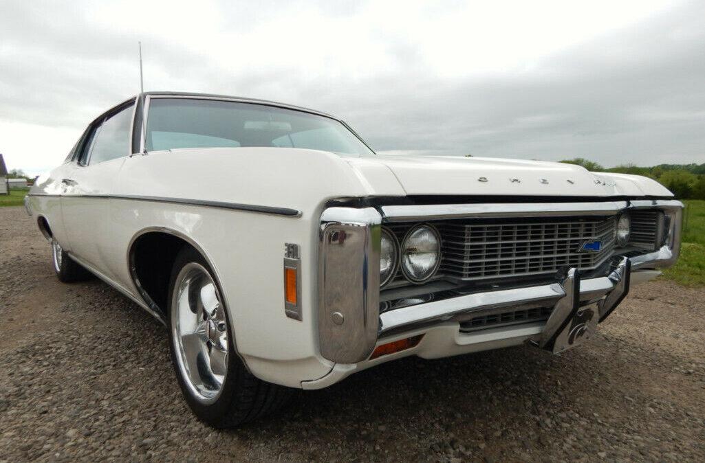 1969 Chevrolet Impala Custom6