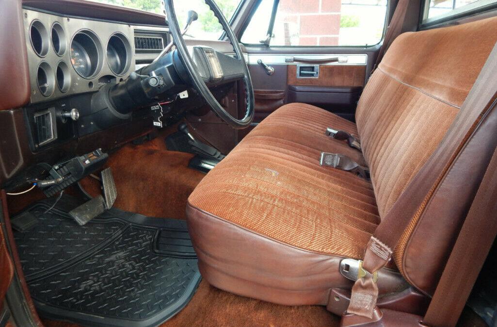 1987 Chevrolet k10-07
