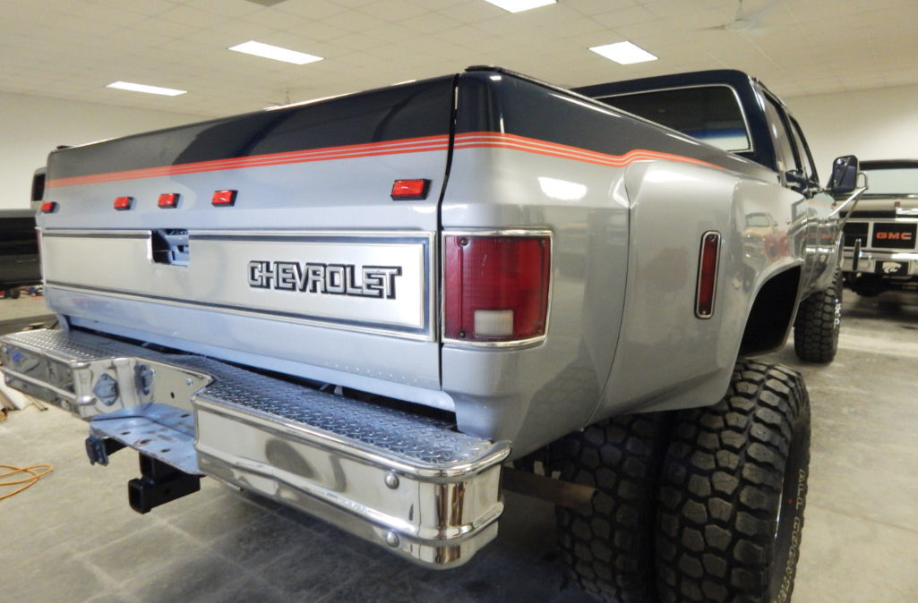 Clint Silver - 1985 Chevrolet Crew Cab Dually (6)