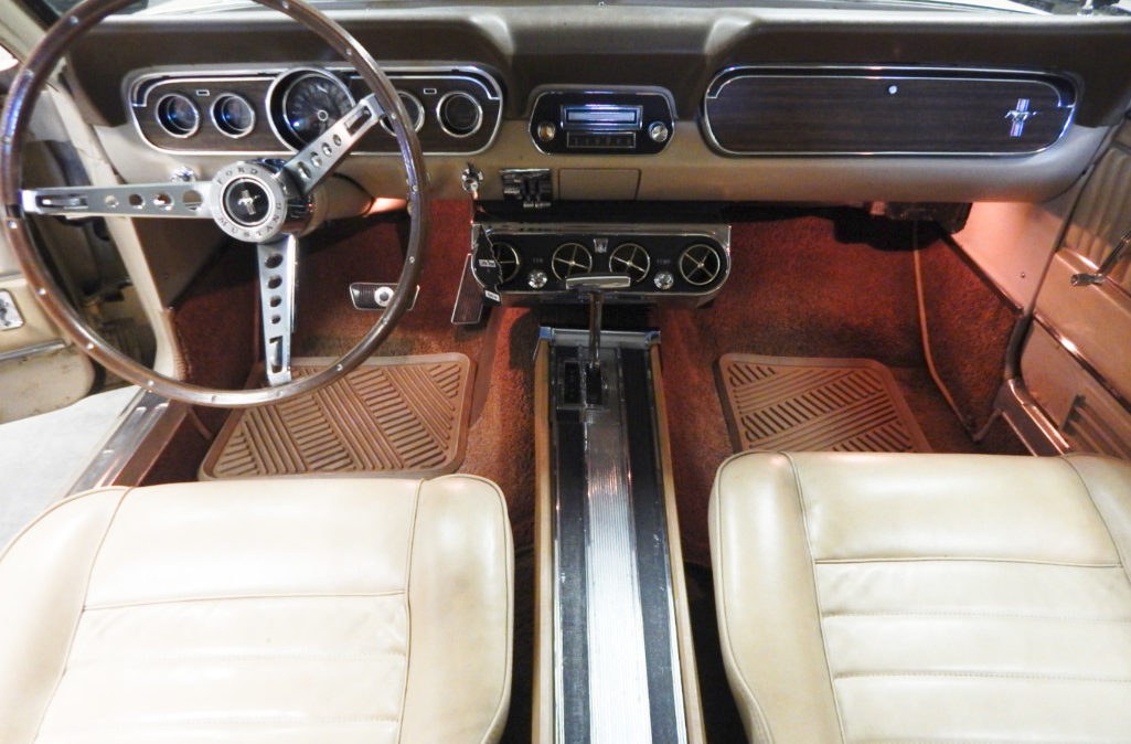 Clint Silver - 1966 Ford Mustang GT (13)