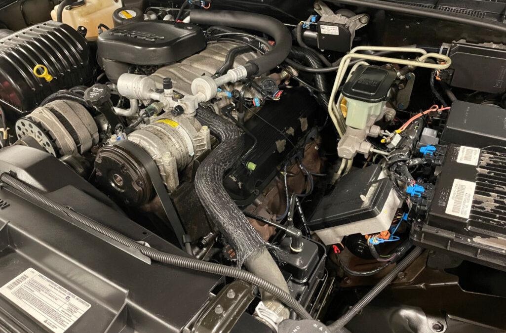 1999 Chevrolet Suburban 2500 (14)