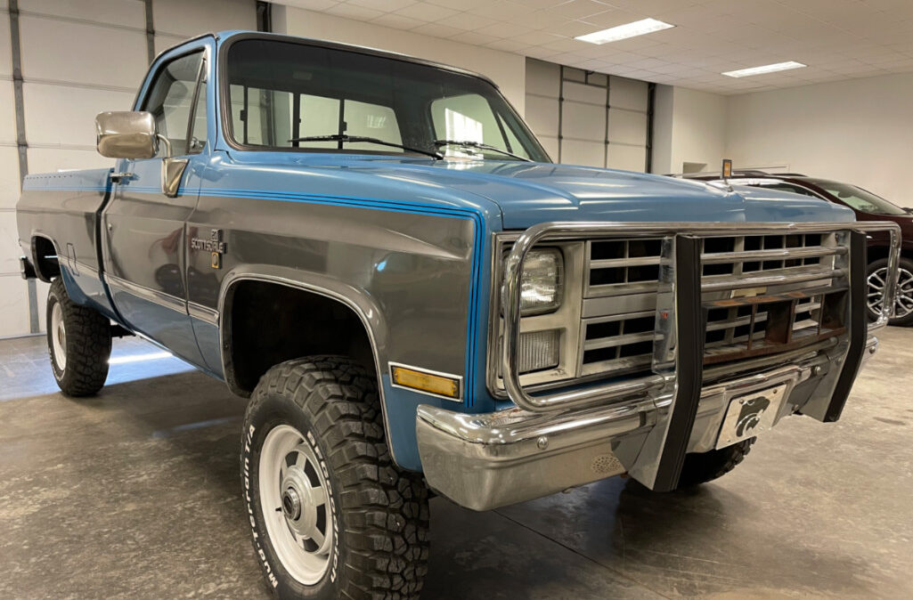 1987 Chevrolet K20 (4)